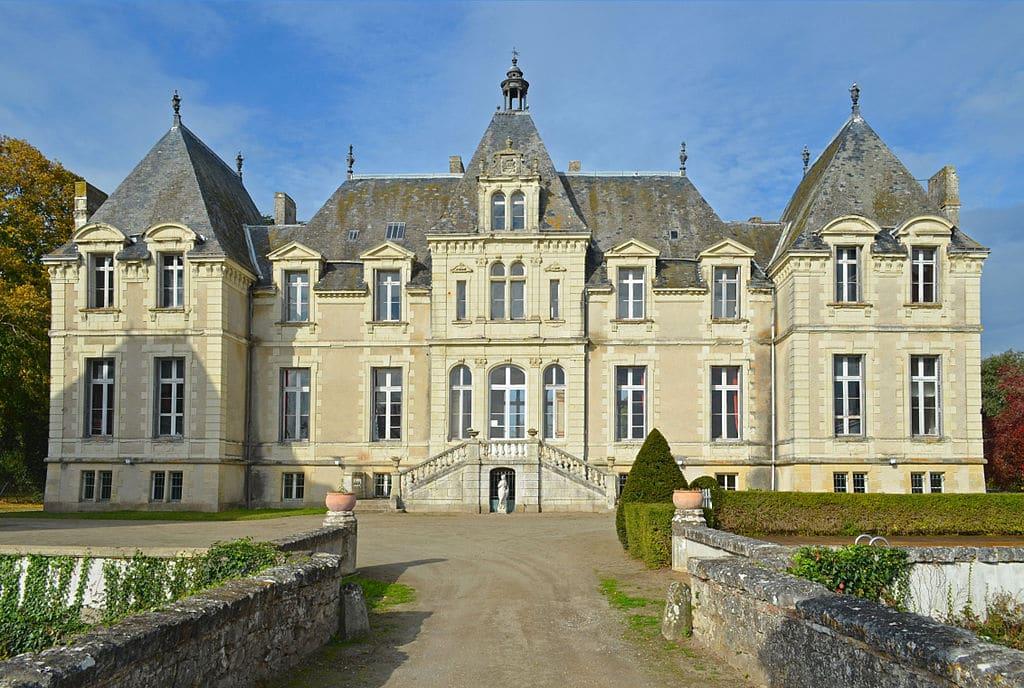 Château du Plessis-de-Vair à Anetz