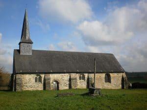 Église du Vieux-Bourg de Saint-Sulpice des Landes