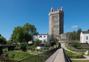 Tour médiévale d'Oudon