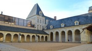 L'Abbaye Toussaint d'Angers