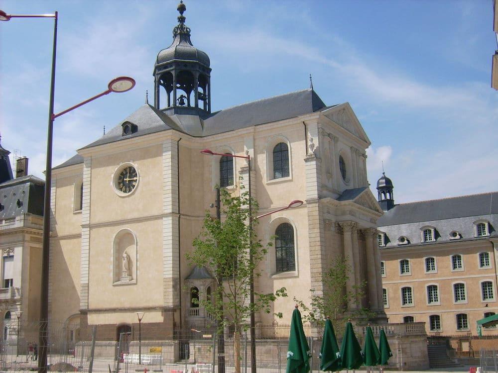La Chapelle de la Visitation