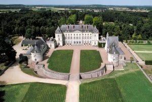 Le Château de Montgeoffroy