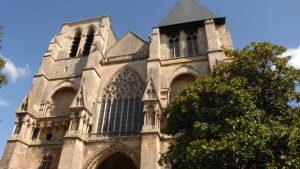 Le presbytère Notre-Dame-de-la-couture